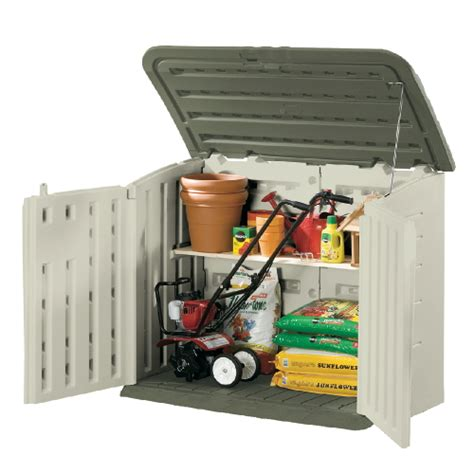 Large Outdoor Storage Sheds by Rubbermaid
