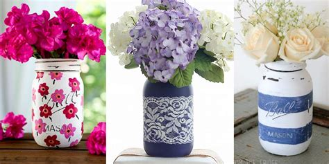 36 brilliant jar vases you should make today page