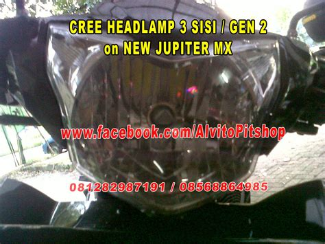 Lu Proji Jupiter Mx New alvito pitshop lighting solution april 2014