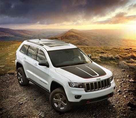 2013 Jeep Grand Trailhawk 2013 Jeep Announces Grand Trailhawk And Wrangler
