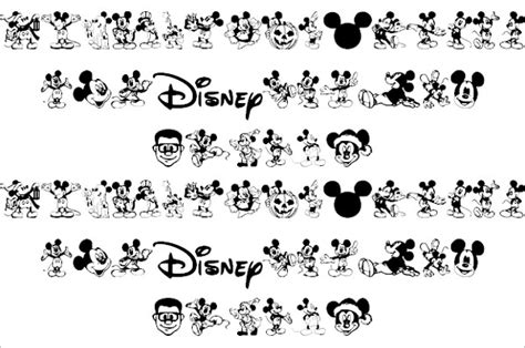 mickey mouse font commercial use 14 mickey mouse fonts free ttf otf format download free premium templates