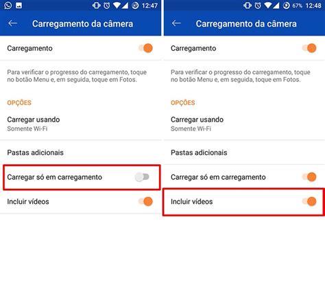 imagenes upload como configurar o backup de fotos do onedrive para android