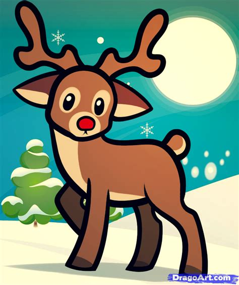 videos for kids 1 how to draw a reindeer for kids step by step animals for