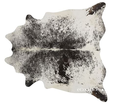 cow hyde rug salt and pepper black cowhide rug cow hide rugs