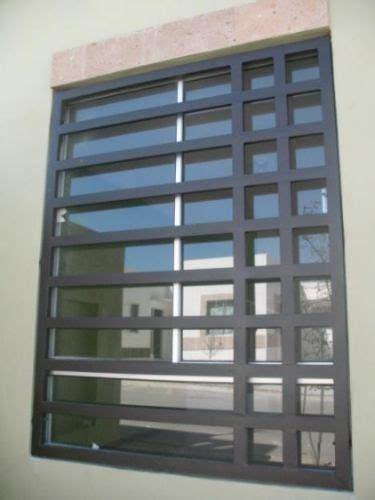 imagenes de rejas minimalistas las 25 mejores ideas sobre rejas para ventanas modernas en