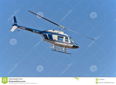 Helicopter Bell 206 croatian helicopter bell 206 editorial stock image