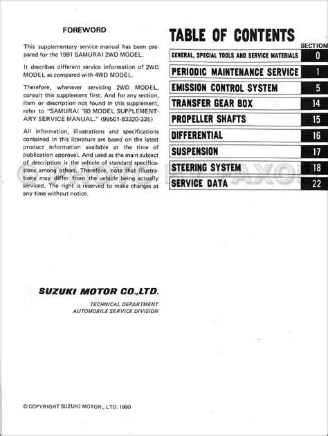 service manual how to sell used cars 1991 land rover range rover seat position control 1991 1991 suzuki samurai 2wd repair shop manual supplement original
