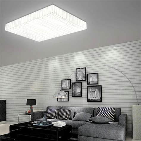 led wohnzimmer le yarial deckenle indirekte beleuchtung selber