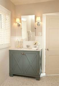 bathroom cabinet paint color ideas