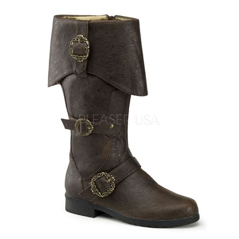 pirate boots costume mens carribean pirate boots thevikingstore co uk