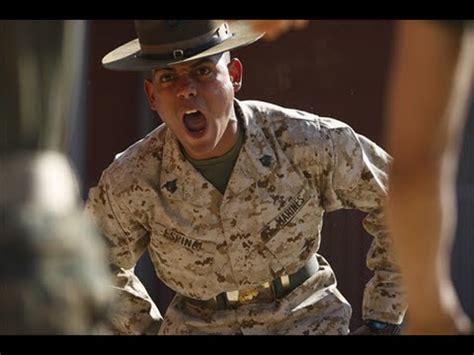 united states marine corps recruit training parris