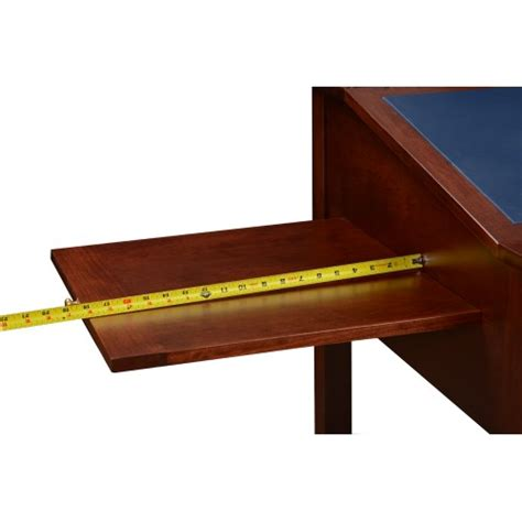 pull out desk shelf da vinci standing desk