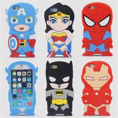 Rubber 3d Captain America Soft Cover Casing Xiaomi Redmi Note 4 3d heroes batman spider captain america iron soft silicone rubber