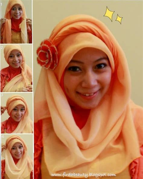 Jilbab Simple tutorials and simple on