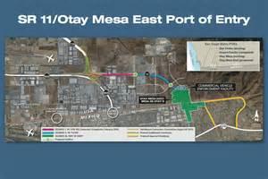 us airports of entry map otaymesa otaymesa