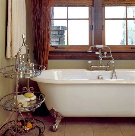 sublime clawfoot tub shower curtain decorating ideas