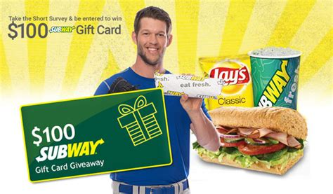 Free Subway Gift Card Codes - freeproductsles free subway gift card codes 1 16 2017