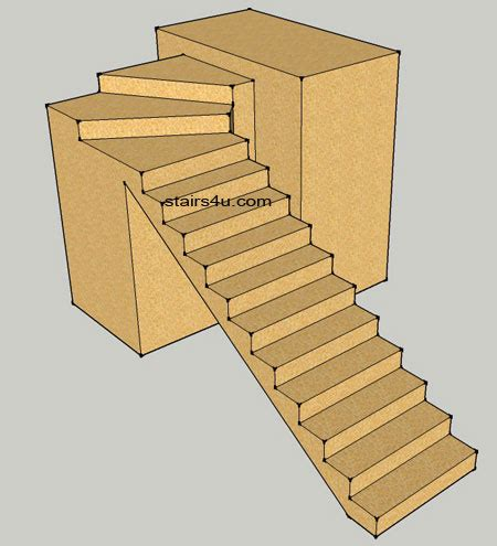 Home Floor Plans With Cost To Build Strait Stairs To Top Winders Designs