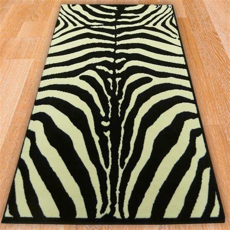 Zebra Print Runner Rug by Zebra Print Style Rug Carpet Runners Uk