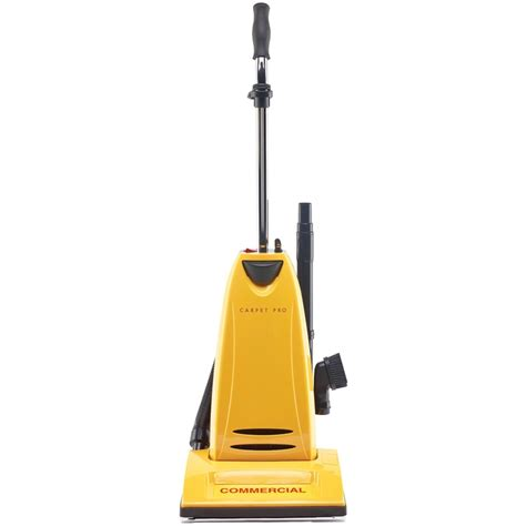 carpet vacuum carpet pro 10 heavy duty commercial upright vacuum