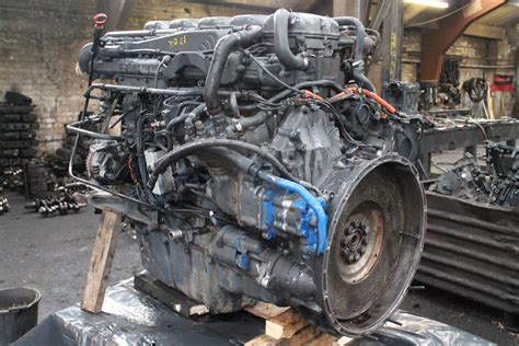 scania dc9 16 l01 engine f j exports limited
