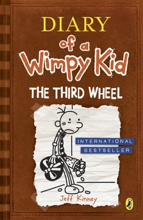 diary of a wimpy kid third wheel book report diary of a wimpy kid 7 the third wheel scholastic
