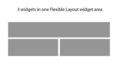 layout builder widget area studiopress flexible layouts in altitude pro theme