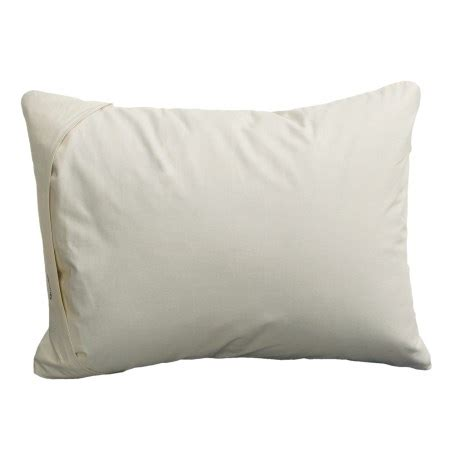 Primaloft Pillows by Quixote Design Travel Pillow Primaloft 174 Synthetic
