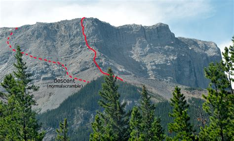 more scrambles in the canadian rockies 3rd edition books roche miette the east ridge welcome to rockies