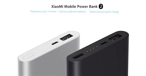 Robot Rt120 10000mah 2 Usb Ports Power Bank Power Bank White Asli xiaomi mi power bank 2 mi repeater 2 and more launched in