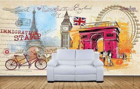 room wallpaper custom mural  woven wall sticker
