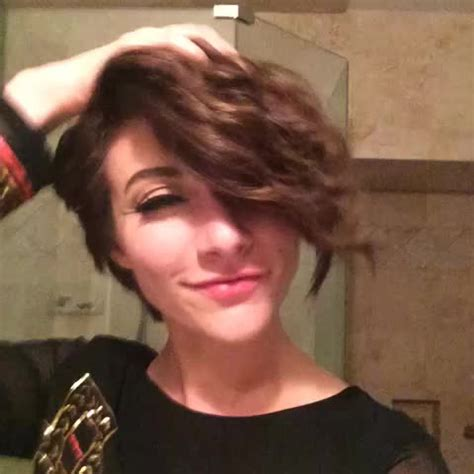 watch karmin s vine quot i love my new haircut so much quot