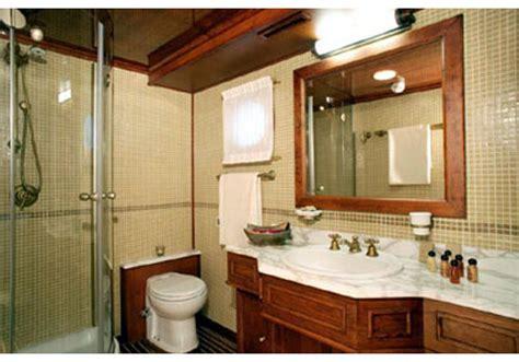 Seagull Ii Luxury Motor Charter Yacht Charter Bathroom