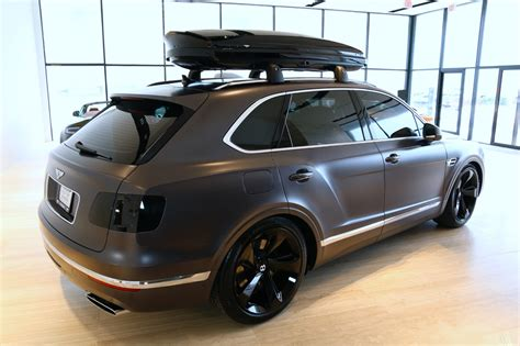bentley bentayga grey 2017 bentley bentayga w12 signature stock 7nc015656 for