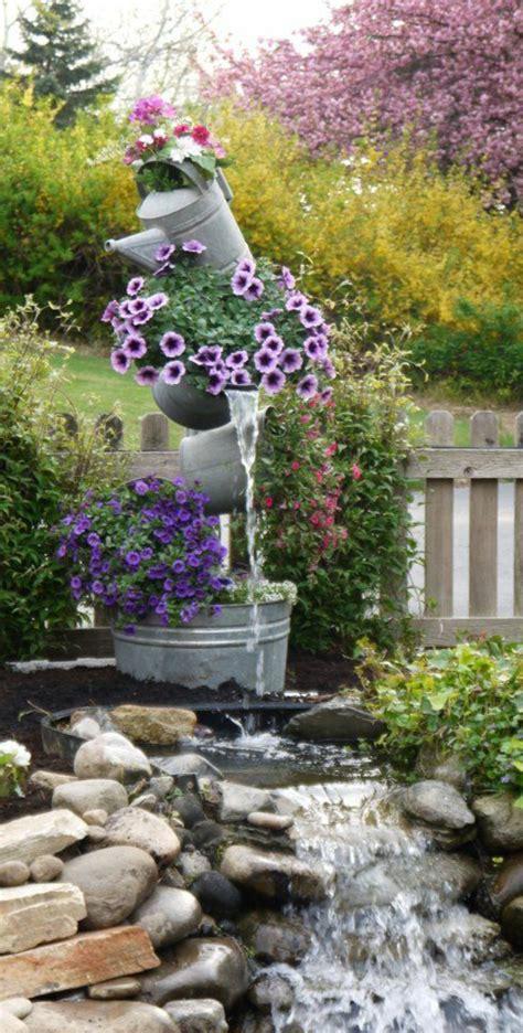 Wasser Und Steine Gartengestaltung by 53 Erstaunliche Bilder Gartengestaltung Mit Steinen