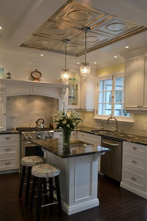 Kitchen Ceiling | 20 architectural details of a stand out ceiling