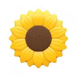 Designer Kitchen Handles sunflower designer oreo mould