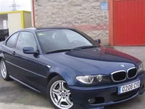 bmw 320 cd e46 pack m http://www.comprascoche.com youtube
