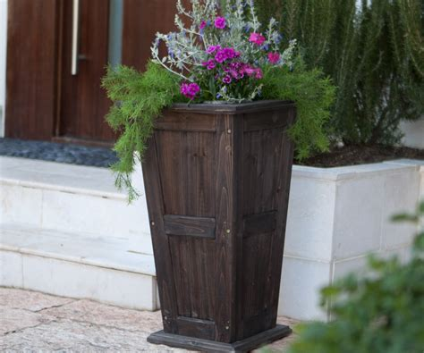 Large Indoor Planters In Antique Planters And 8 Flower Large Indoor Planter