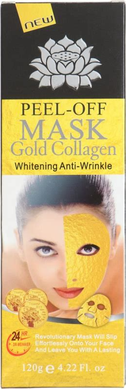 Theraskin Mask Peel Acelora Masker Peel Anti Aging 24k gold collagen mask whitening anti wrinkle peel mask