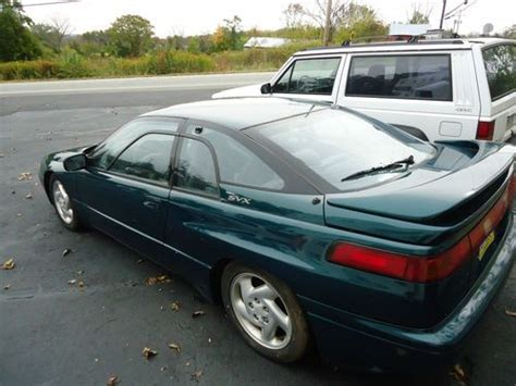 purchase used 1995 subaru svx ls coupe 2 door 3 3l in pottstown pennsylvania united states