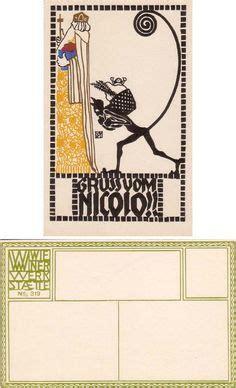 Postkarten Drucken Wien by Wiener Werkstaette Postkarten Vienna Secession