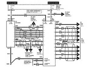 solved radio wiring diagram 1998 mercury villager fixya