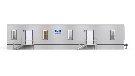 Office Space Trailer 12 X 56 Mobile Office Construction Trailers Modspace