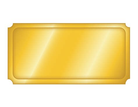 gold ticket template free printable golden ticket templates blank golden tickets