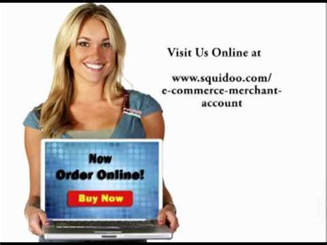 e commerce merchant account youtube