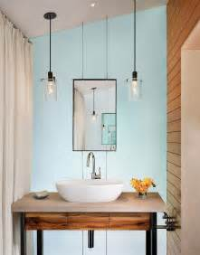 hanging bathroom lights expansive home with modern rustic