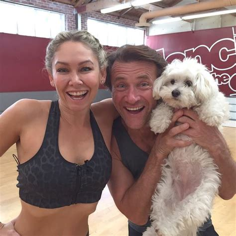 robert herjavec and kym johnson talk dating rumors are kym johnson dating robert herjavec dwts 2015 dancers