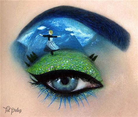 don t blink this amazing eye makeup art will blow you