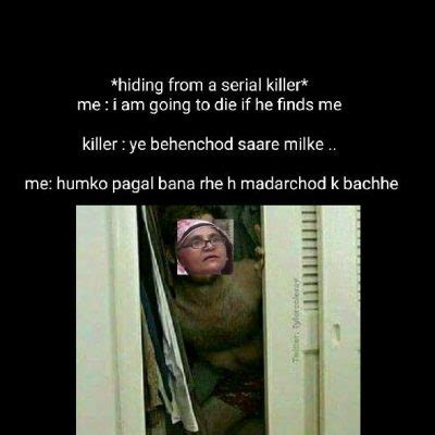 Serial Meme - these hiding from serial killer memes are hilarious af and